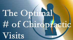 It's up to you and your pain as to how often you see the Ashburn chiropractor.
