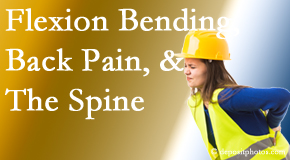 Poulin Chiropractic of Herndon and Ashburn helps workers with their low back pain due to forward bending, lifting and twisting.
