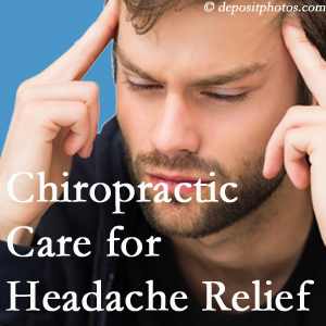 Poulin Chiropractic of Herndon and Ashburn offers Ashburn chiropractic care for headache and migraine relief.