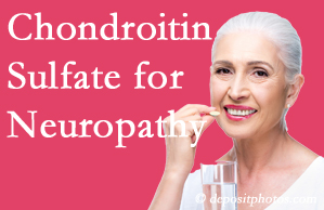 Poulin Chiropractic of Herndon and Ashburn shares how chondroitin sulfate may help relieve Ashburn neuropathy pain.