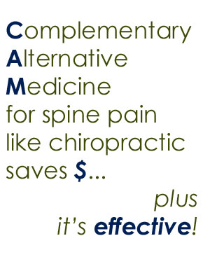 spine pain help from Ashburn chiropractors
