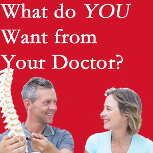 Ashburn chiropractic at Poulin Chiropractic of Herndon and Ashburn includes examination, diagnosis, treatment, and listening!
