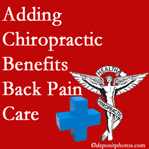 Added Ashburn chiropractic to back pain care plans works for back pain sufferers.