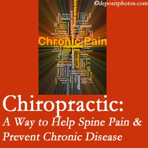 Poulin Chiropractic of Herndon and Ashburn helps ease musculoskeletal pain which helps prevent chronic disease.